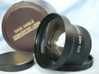 ' 52mm ' 0.7X Wide Angle Cased Conversion Lens -MINT- £9.99